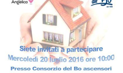 20 luglio 2016, Napoli – Il condominio è la casa delle case: contro ogni barriera, non solo architettonica