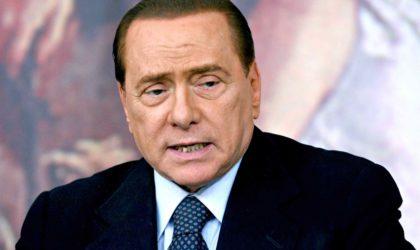 Alberto Zanni incontra Silvio Berlusconi