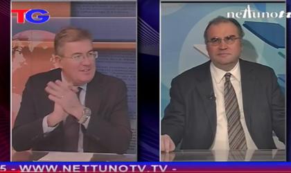 """Intervista Alberto Zanni """"Consuntivo 2017"""" – Nettuno TV"""