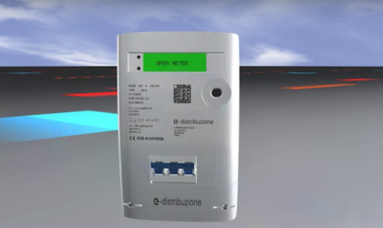 Enel Distribuzione – nuovi contatori elettronici 2.0