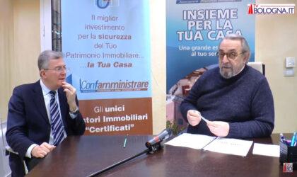 SuperBonus 110% a Bologna. Mauro Tonolini, vice Presidente di Confamministrare, parla del valore del Superbonus 110% a Bologna