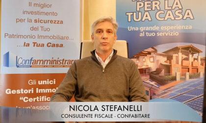 Nicola Stefanelli – Comincia la nuova campagna fiscale, tutte le novità dell'Agenzia delle Entrate