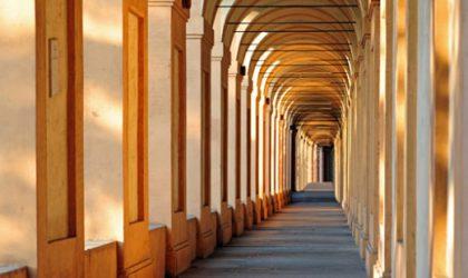 I portici di Bologna riconosciuti dall'Unesco patrimonio dell'umanità