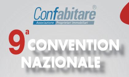 9^ convention Confabitare siete tutti invitati a partecipare