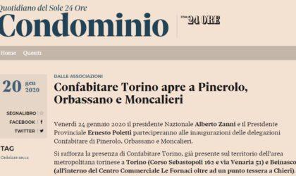 Confabitare Torino apre a Pinerolo, Orbassano e Moncalieri