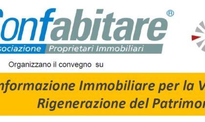 """Bari – Convegno sul tema """" Informazione Immobiliare per la valorizzazione e la Rigenerazione del Patrimonio Edilizio"""""""
