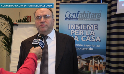 Intervista Convention Nazionale Confabitare 2019