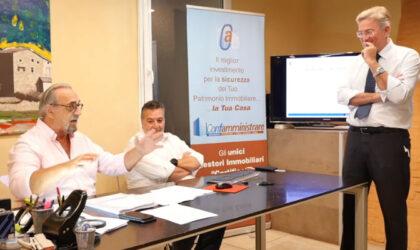 Ultimi aggiornamenti sull'ecobonus, intervista a Mauro Tonolini Vice Presidente di Confamministrare