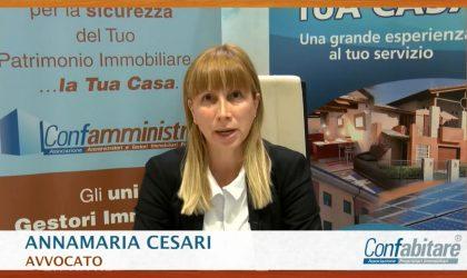 Confabitare in pillole con l'avvocato Annamaria Cesari