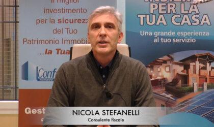 Nicola Stefanelli, consulente fiscale. La scadenza IMU