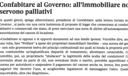 Confabitare al Governo: all'immobiliare non servono palliativi