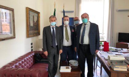 Confabitare ha incontrato a Roma l'On. Graziano Del Rio portando le proposte dell'Associazione in vista della prossima Legge di Stabilità
